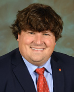 Photo of Alfa Insurance agent Aaron Jussely