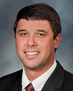Photo of Alfa Insurance agent Chase Felts