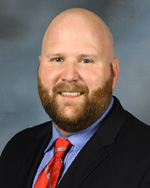 Photo of Alfa Insurance agent Justin Shelby