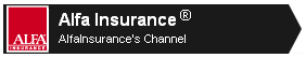 Alfa Insurance Youtube Channel Banner