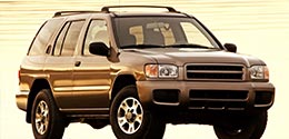 brown SUV