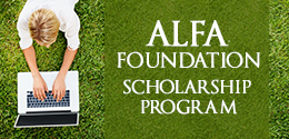 Alfa Foundation Scholarship Promo